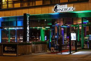 The facade or entrance of Hotel Indigo Liverpool, an IHG hotel