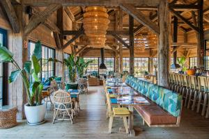 A restaurant or other place to eat at Quinta Da Comporta - Wellness Boutique Resort