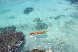Mergulho com snorkel ou mergulho no apartamento ou nos arredores
