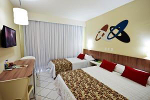 Um quarto em Aram Natal Mar Hotel