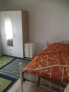 Ein Zimmer in der Unterkunft 2-Zimmer Ferienwohnung im Anbau mit eigenem Eingang