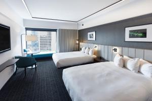 A room at Hotel Bonaventure Montreal