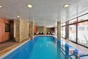 The swimming pool at or near Forest Nook Aparthotel