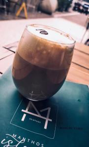 Παροχές για τσάι/καφέ στο Meltemi by Manthos Hotels