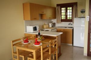 A kitchen or kitchenette at Maria Villa