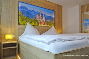 A room at Moselhotel Burg-Café