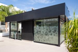 The facade or entrance of Migjorn Ibiza Suites & Spa