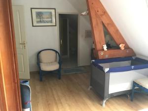 A room at B&B La Maison du Parc