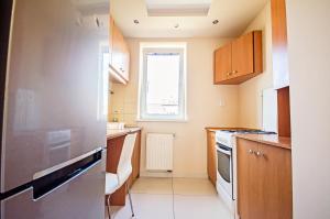 A kitchen or kitchenette at Studio16
