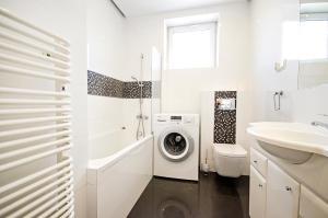 A bathroom at Studio16
