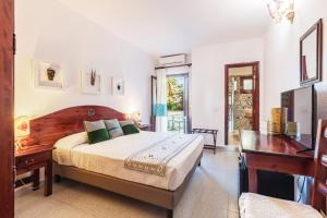 A room at Hotel Ristorante Sortale