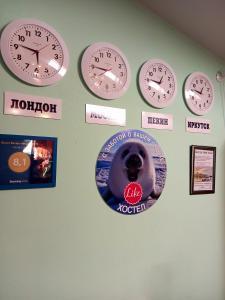 Сертификат, награда, вывеска или другой документ, выставленный в Hostel Like