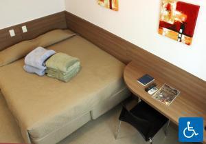 Um quarto em Total Hotel