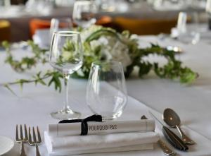 A restaurant or other place to eat at Castelbrac Hotel & Spa
