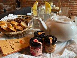 Принадлежности для чая и кофе в HATTI LOFT HOTEL