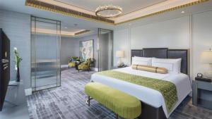 غرفة في إنتركونتيننتال شنغهاي جينغ آن