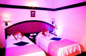 A room at Toshali Sands Nature Escape