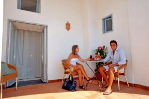 Guests staying at Hotel La Casa sul Mare