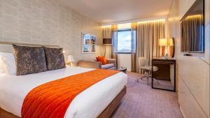 Pokój w obiekcie Crowne Plaza London Kings Cross, an IHG Hotel