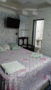 A room at Casa Da Lucia