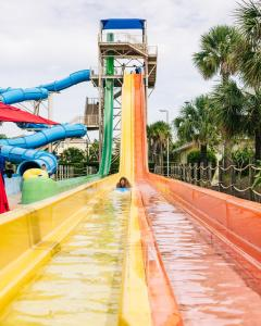 Children's play area at Outstanding Home with Water Park Access near Disney - 7731F