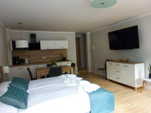 A room at Apartamenty Willa Atena