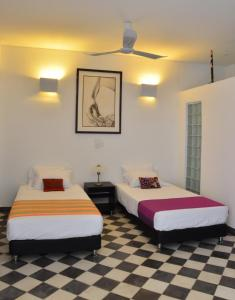 A room at Hotel Santa Marta by MIJ