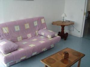 A seating area at Maison Les Sables-d'Olonne, 4 pièces, 6 personnes - FR-1-92-664