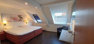 A room at Hotel Horstmann Garni