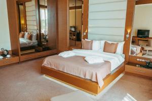 A room at Arfa Park-Hotel