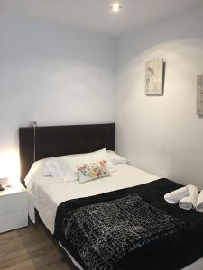 Una habitación en Pensión Residencia Fonseca