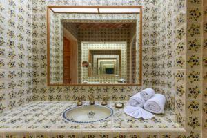 Un baño de La Puertecita Boutique Hotel