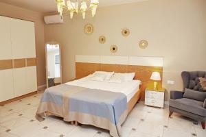 A room at Apart-Hotel Bruno