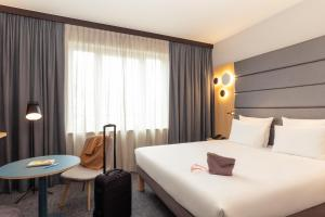A room at Novotel Brussels Centre Midi