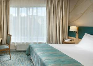 A room at Holiday Inn Prague
