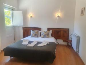 A room at Lanui Guest House