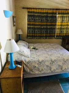 Una habitación en Hotel Playazul