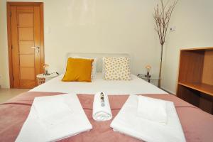 A room at Cosy Bedrooms Guest House