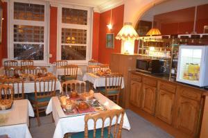 Restaurant ou autre lieu de restauration dans l'établissement Hotel Central Anzac