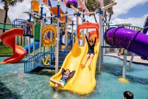 Parquinho infantil em Ocean Palace All Inclusive Premium