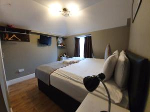 A room at Belgravia Rooms Hotel