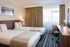 A room at Holiday Inn Colchester