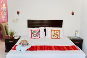 Hébergement de l'établissement Casa Frida Holbox