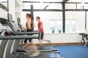 The fitness center and/or fitness facilities at Champneys Henlow