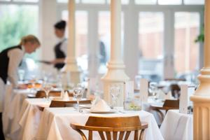 A restaurant or other place to eat at Champneys Henlow