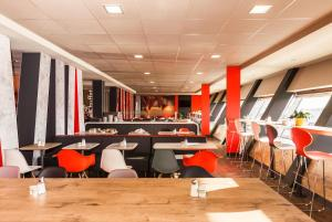 A restaurant or other place to eat at Ibis Graz