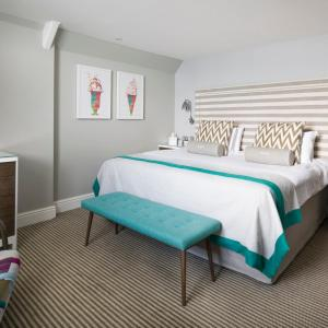 A room at St Ives Harbour Hotel & Spa
