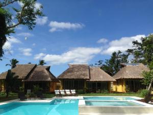 The swimming pool at or close to La Natura Resort