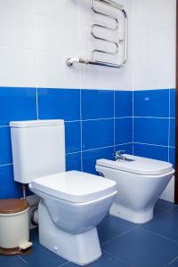 Ванная комната в Гранд Отель Абхазия