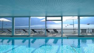The swimming pool at or near Hotel Collinetta